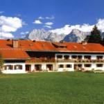 Unterkunft bei Garmisch